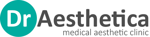 Dr aesthetica Logo image Cosmetic Beauty clinic birmingham botox dermal fillers