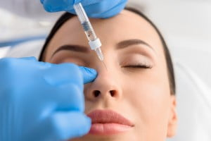 nose filler injection